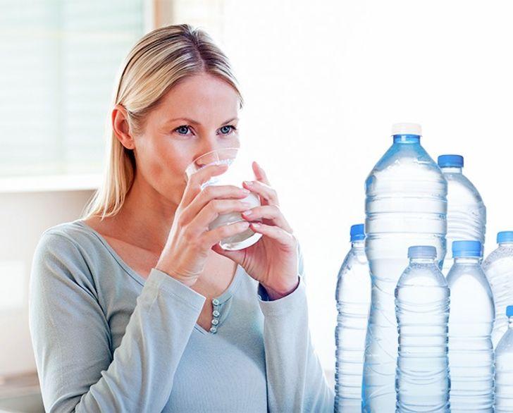La bouche sèche, forte soif
