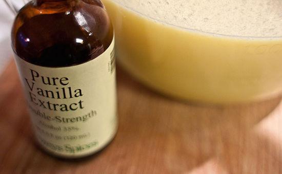 L'extrait de vanille pur