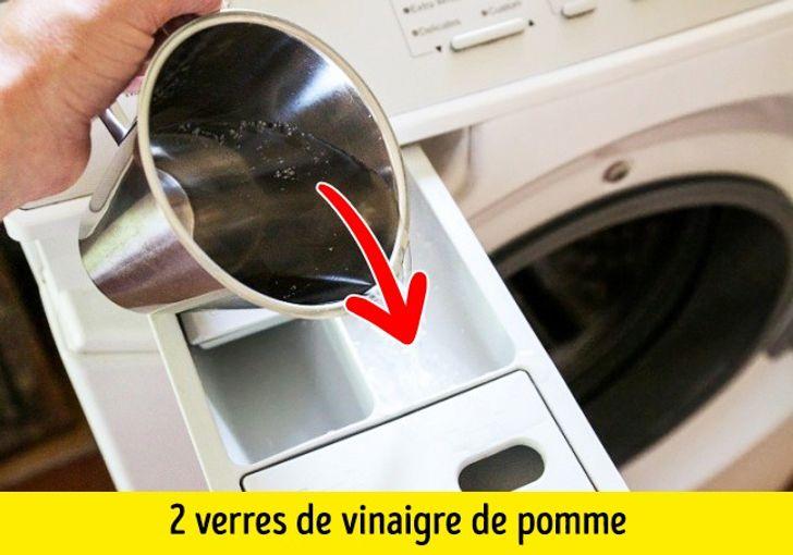 Nettoie le tartre des appareils électroménagers
