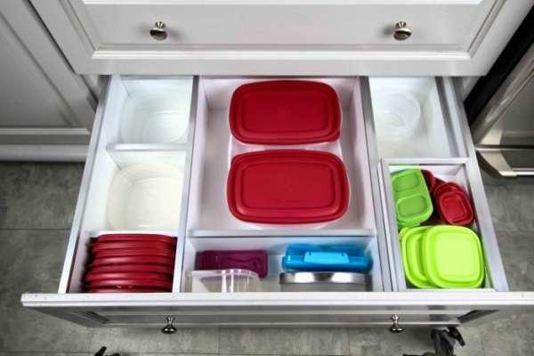Organisez vos tiroirs avec des séparateurs