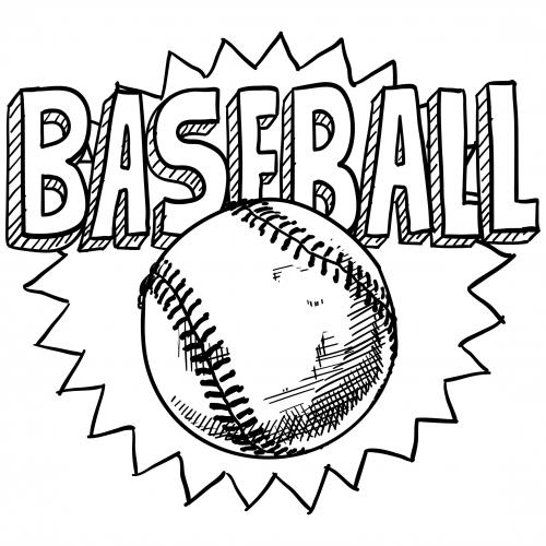coloriage-baseball-image