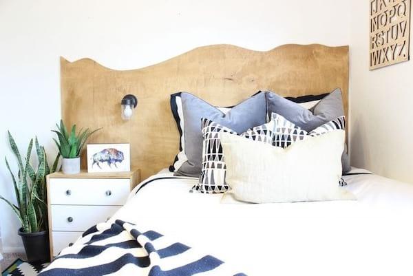 Personnalisez la tête de votre lit