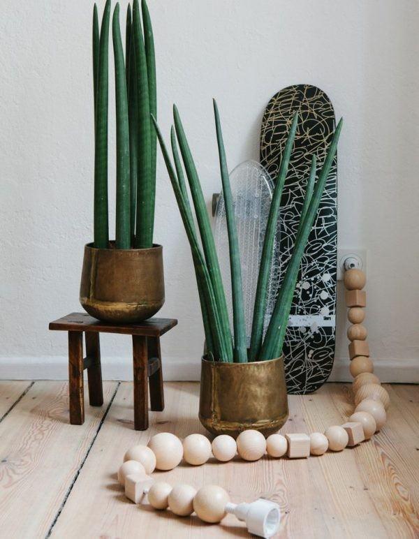 Transformez les câbles en objets décoratifs avec des perles en bois