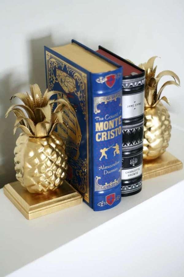 Un serre-livres très chic super facile à faire