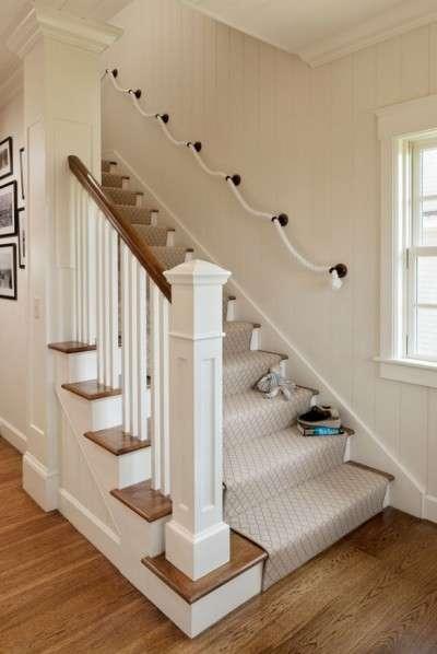 Une rampe originale