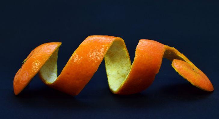 Zestes d'orange