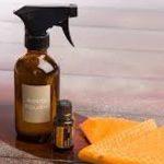 recette du spray anti-poussière fait maison