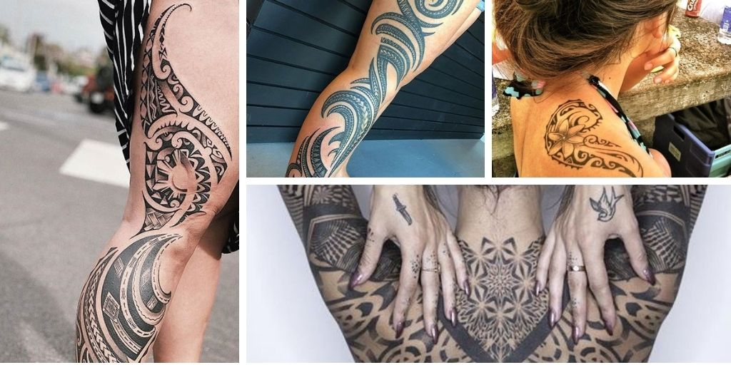 20 Magnifiques tattoos tribals qui vont vous donner envie d'un tatouage traditionnel!
