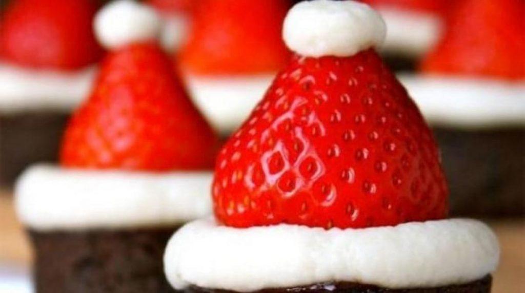 Décoration gâteau Noël