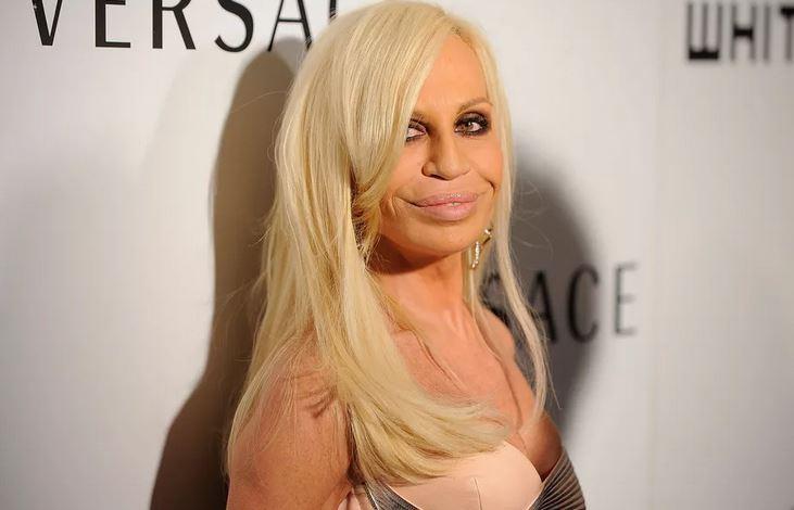 Donatella Versace Fortune 2020: âge, taille, poids, mari ...