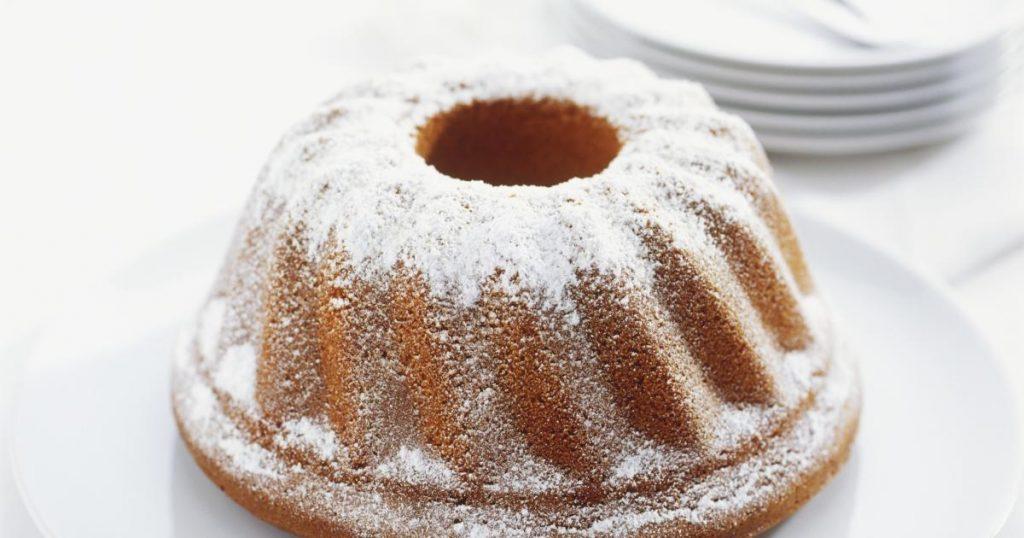 Gâteau de Savoie facile, moelleux et pas cher