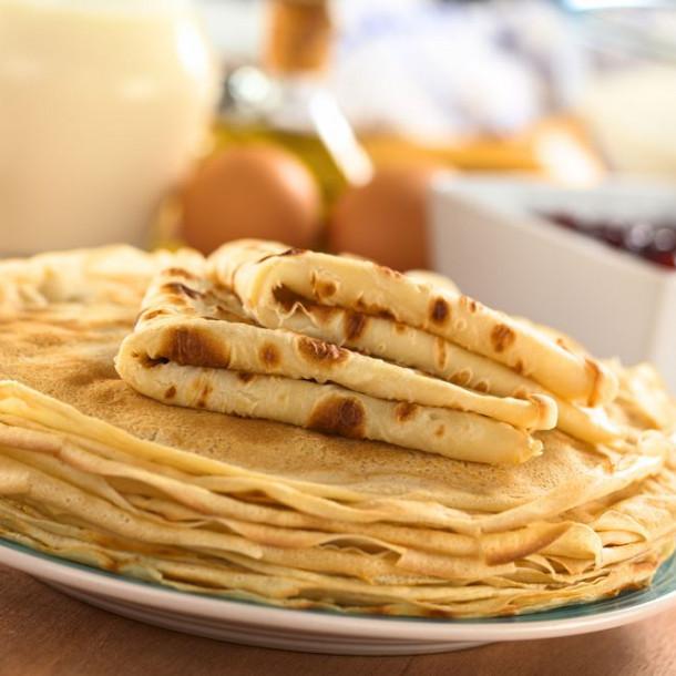 La recette de la pâte à crêpes sans temps de repos