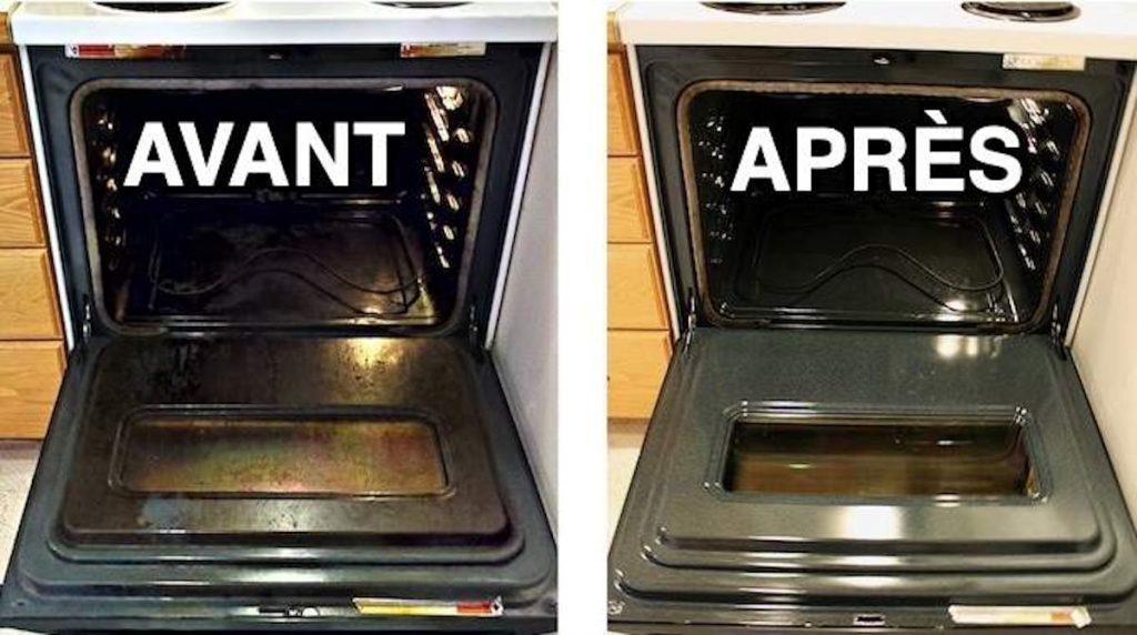 La recette miracle pour nettoyer votre four sans vous fatiguer