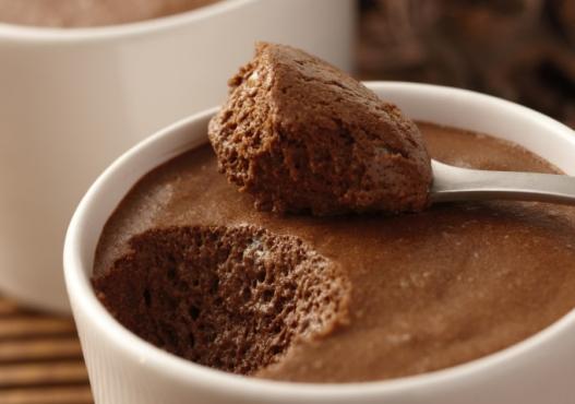 Le secret d'une bonne mousse au chocolat maison