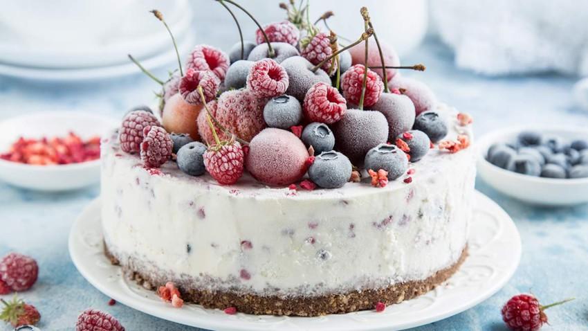 Technique pour glacer un gâteau