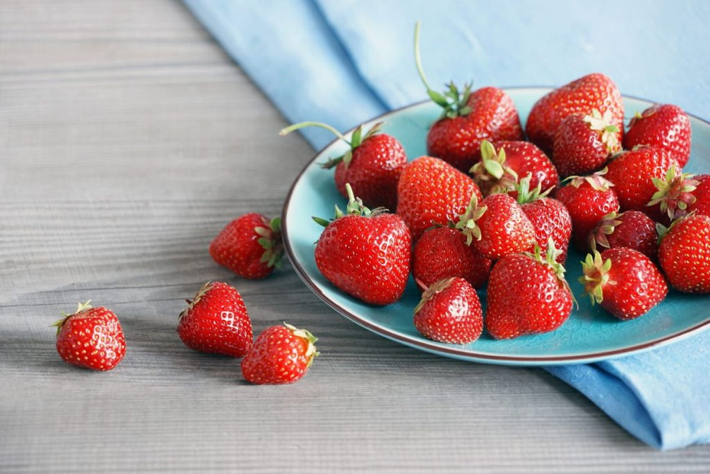 conserver les fraises