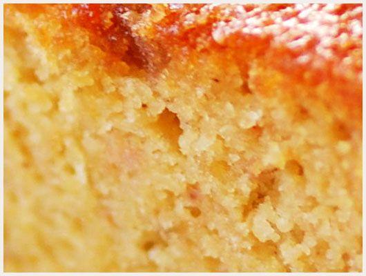 gâteau nature sans yaourt