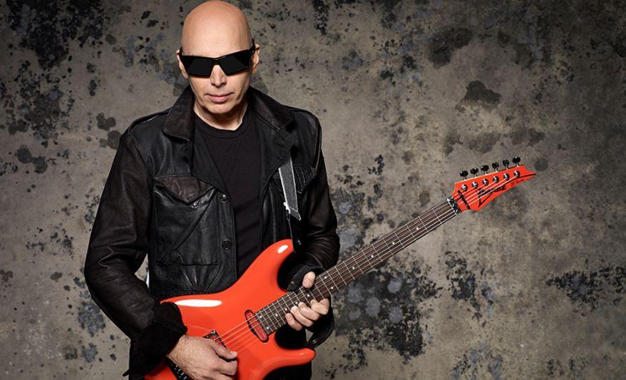 Fortune de Joe Satriani