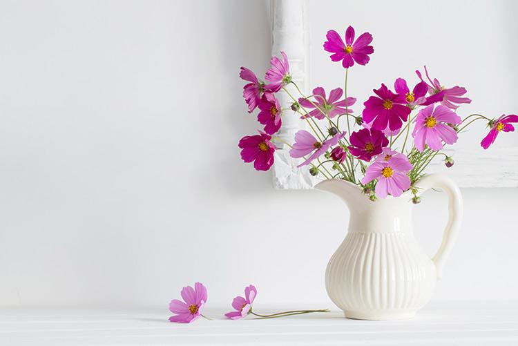 Astuce pour garder les fleurs coupées plus longtemps