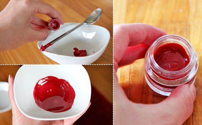 Comment faire un rouge à lèvres maison