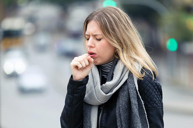 Comment stopper une toux quasi immédiatement