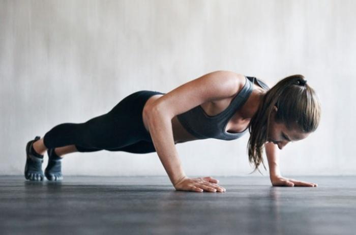 La planche pour transformer votre corps