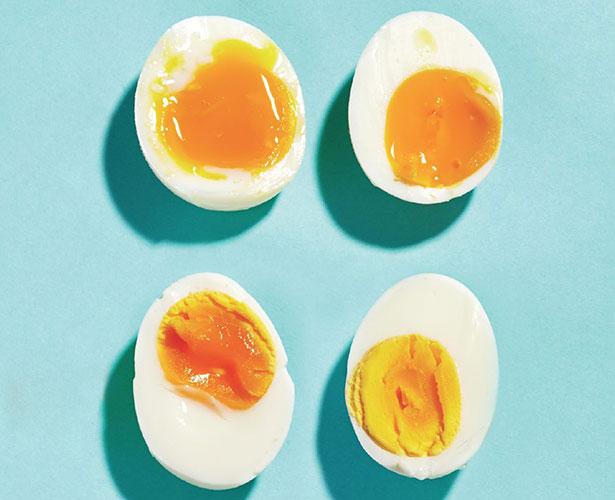 Le temps de cuisson nécessaire pour un œuf