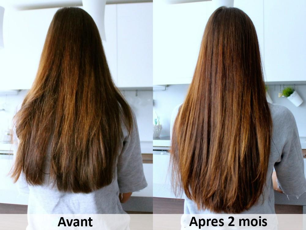 Mon astuce fantastique pour faire pousser les cheveux plus vite