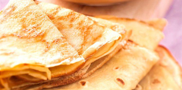 Recette de la pâte à crêpes facile à préparer
