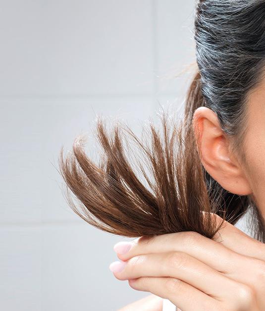 Remèdes pour réparer les cheveux fourchus