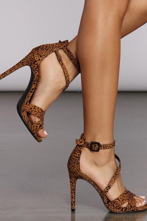 Chaussure talon haut
