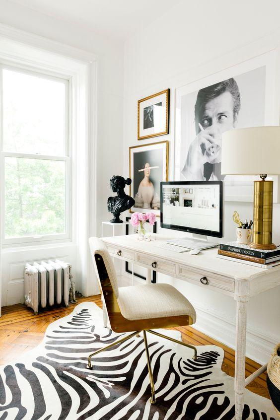 bureau à la maison