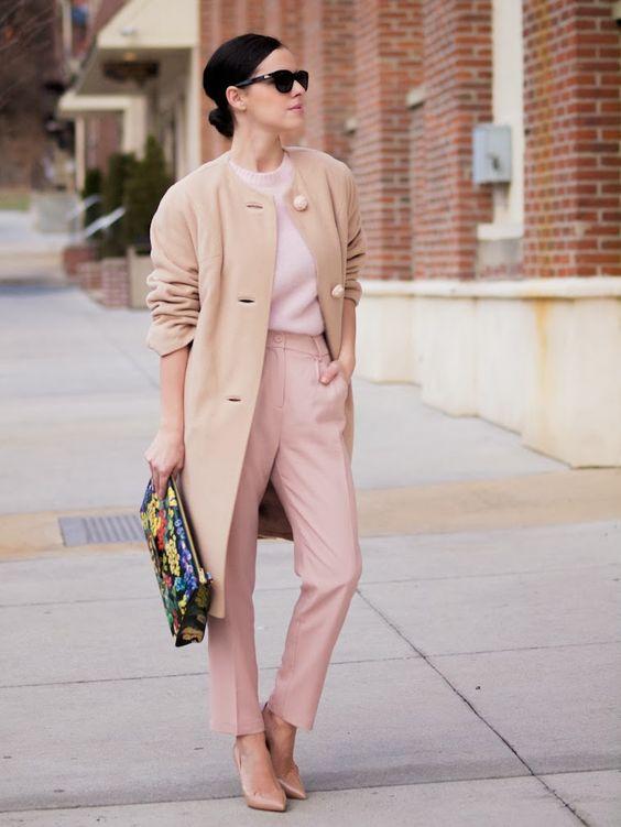 tenue travaille femme